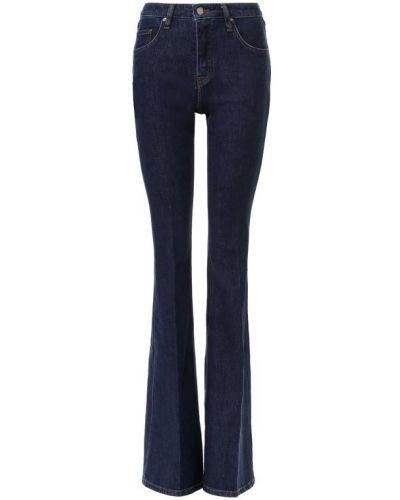 Расклешенные джинсы со стрелками синие Victoria, Victoria Beckham