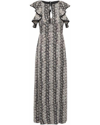 Sukienka długa z wiskozy Alexachung
