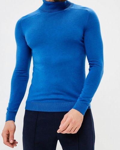 Синяя водолазка United Colors Of Benetton