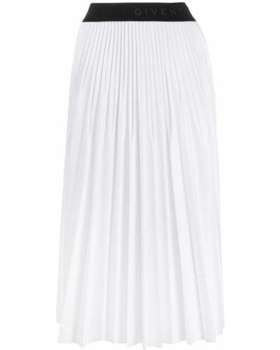 Biała spódnica Givenchy