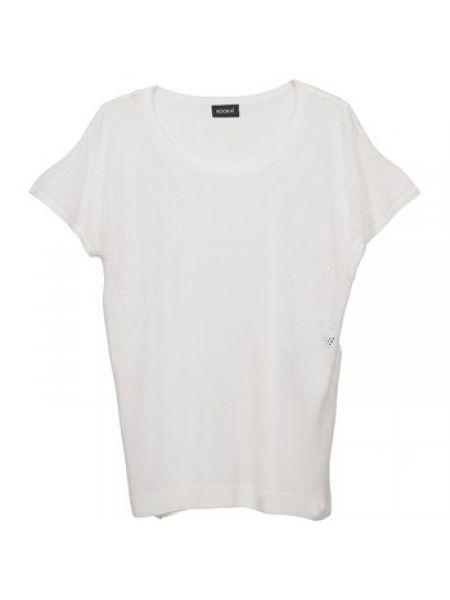 Biały sweter Kookai