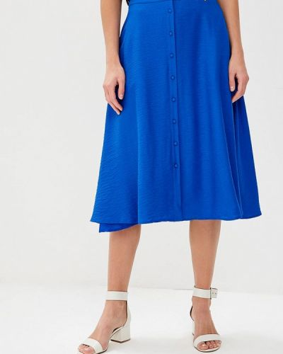 Синяя юбка весенняя Akhmadullina Dreams