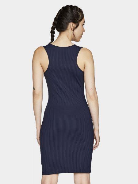 Платье - синее Armani Exchange