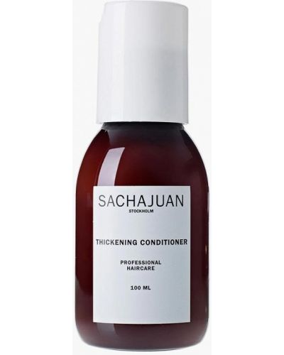 Бальзам для волос коричневый Sachajuan
