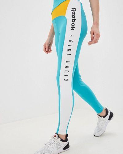Классические брюки бирюзовый Reebok Classics