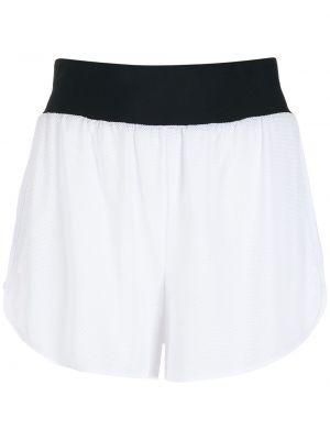 Белые шорты сетчатые Lygia & Nanny