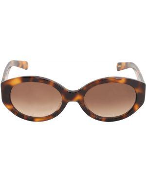 Szare okulary srebrne Flatlist Eyewear