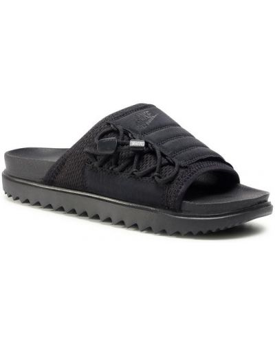 Czarny klapki Nike