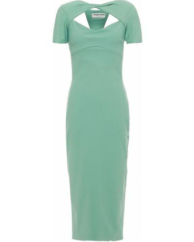 Платье миди - зеленое Chiara Boni La Petite Robe