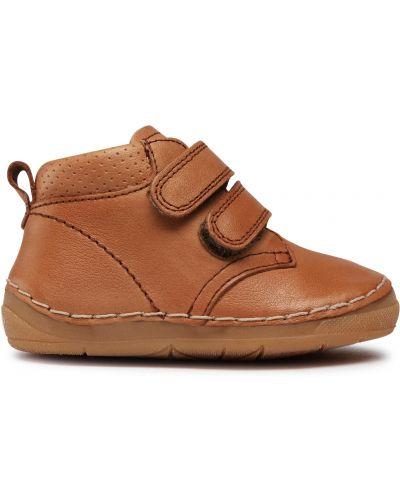 Ботинки - коричневые Froddo