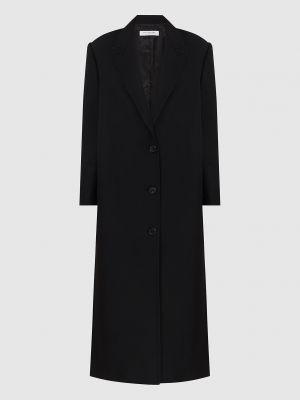 Черное пальто Philosophy Di Lorenzo Serafini