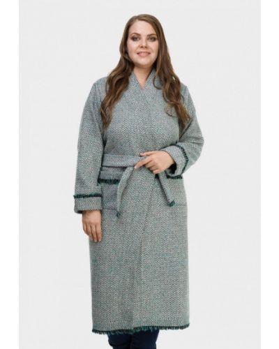 Зимнее пальто серое пальто Magwear