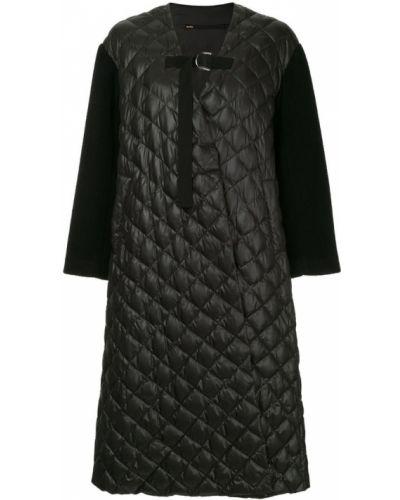 Черное пальто Muller Of Yoshiokubo