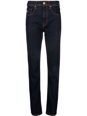 Джинсовые прямые джинсы - синие Jacob Cohen