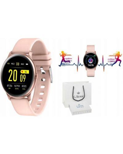 Czarny złoty sport zegarek sportowy Gino Rossi