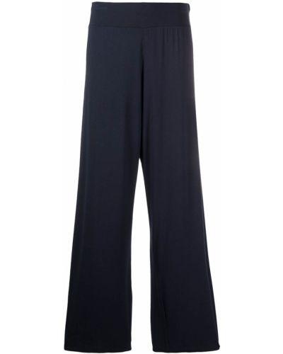 Трикотажные синие брюки Stefano Mortari