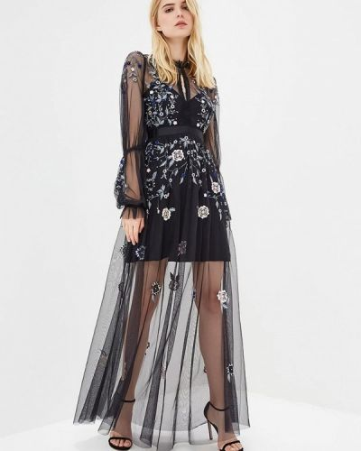 Вечернее платье осеннее French Connection