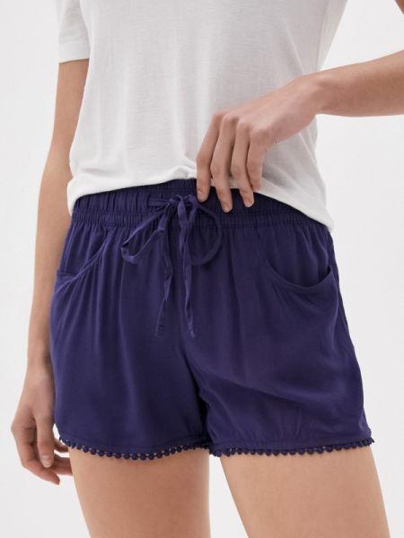 Фиолетовые повседневные шорты Fresh Made