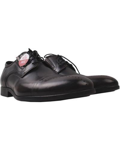 Кожаные туфли Vadrus