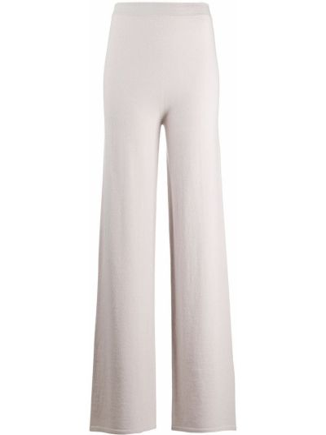 Свободные шерстяные брюки с поясом свободного кроя Gentry Portofino