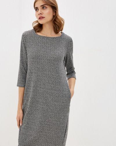 Платье - серое Zolla