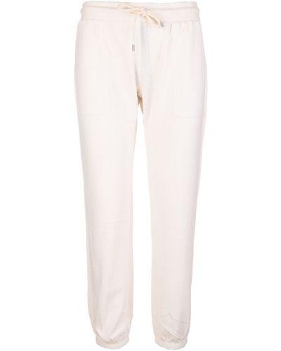 Białe spodnie Frame