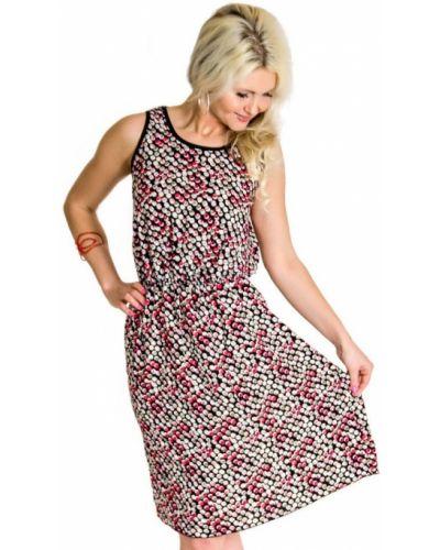 Платье розовое серое инсантрик