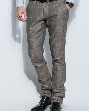 Деловые брюки с поясом Time Of Style