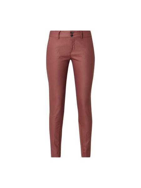 Spodnie bawełniane - różowe Mos Mosh
