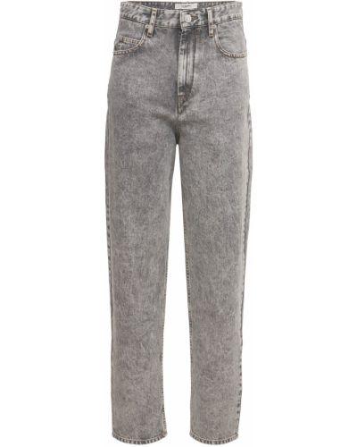 Прямые джинсы - серые Isabel Marant Étoile