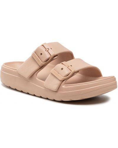 Beżowe sandały casual Aldo