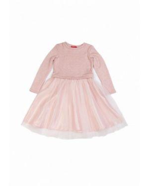 Розовое платье Sofia Shelest