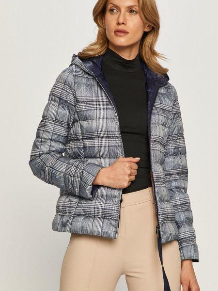 Прямая с рукавами куртка с капюшоном Max&co