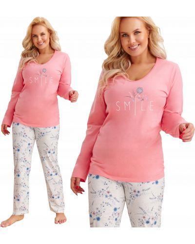 Z rękawami bawełna piżama piżama Taro