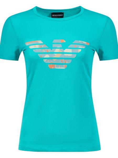 Футбольная футболка Emporio Armani