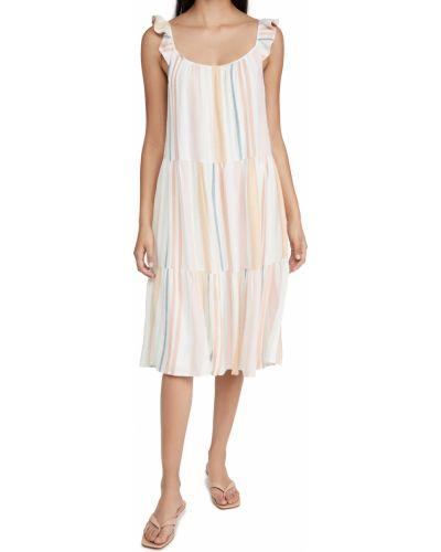 Платье с нашивками Rails