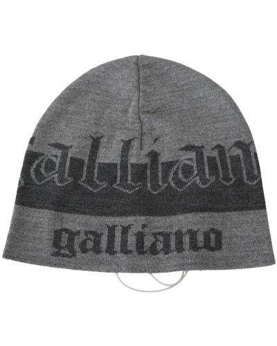 Czapka beanie Galliano