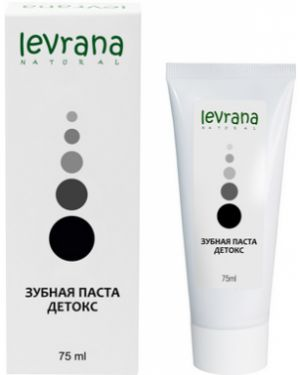 Зубная паста Levrana