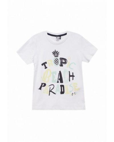 Белая футболка 3 Pommes