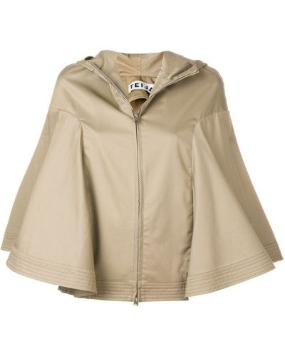 Бежевая куртка Teija