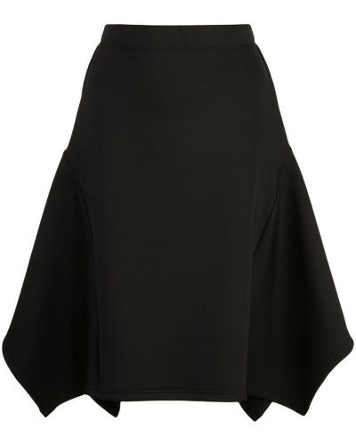 Черная юбка The Celect