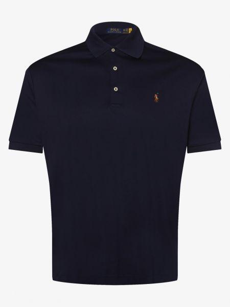 Niebieski t-shirt Polo Ralph Lauren