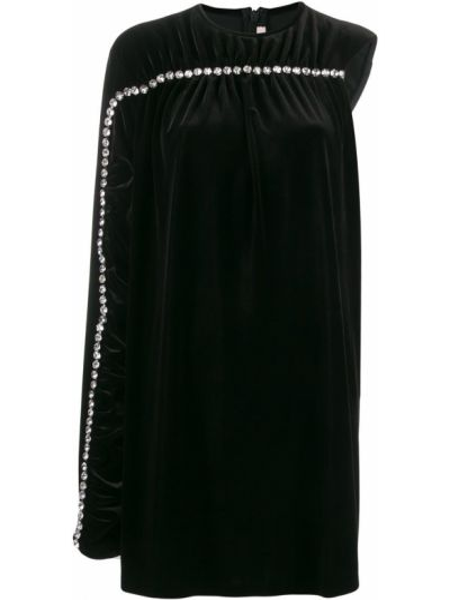 Платье со складками Christopher Kane