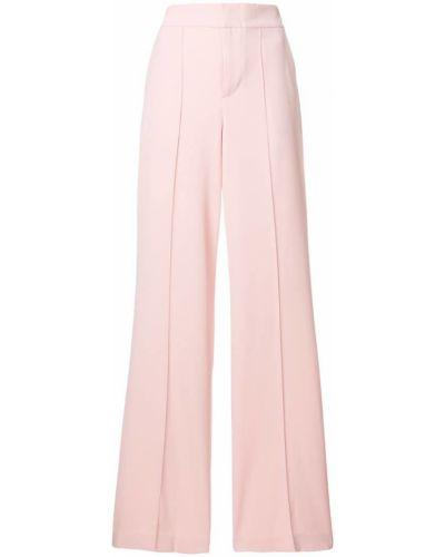 расклешенные брюки с завышенной талией Alice+olivia