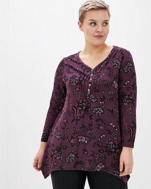 Блузка турецкий фиолетовый Evans