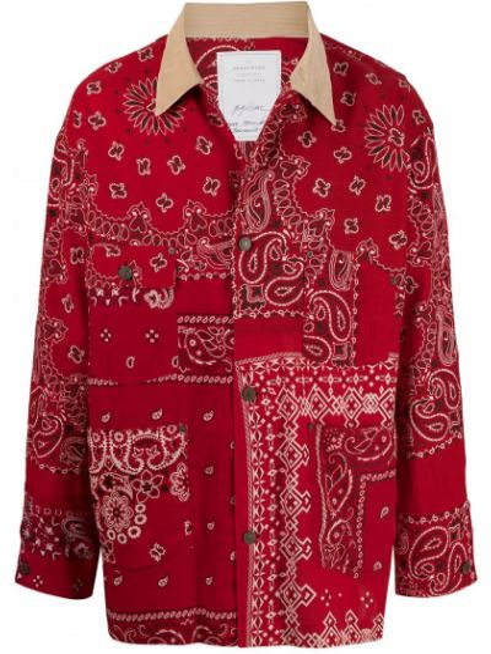 Klasyczna klasyczna koszula bawełniana z długimi rękawami Readymade