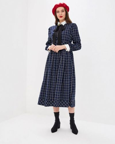 Платье синее Sister Jane