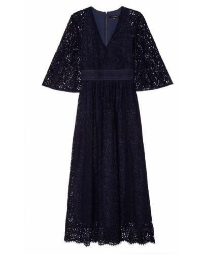 Платье макси с цветочным принтом Tara Jarmon