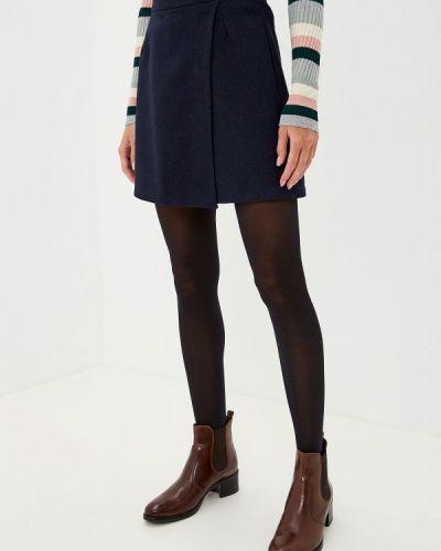 Юбка юбка-шорты синяя Fashion.love.story