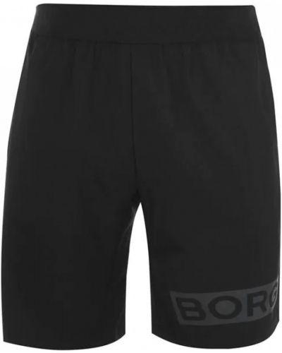 Шорты - черные Bjorn Borg